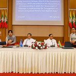 Myanmar Signs MoU With UN Agencies