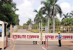 Closure of Sterlite Copper unit in Tamilnadu