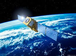 Aeolus Satellite