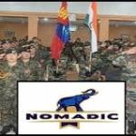 Indo-Mongolia Joint Military Exercise 2018