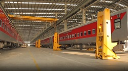Rail Coach Refurbishment Factory at Sonipat to be Commissioned in 2020-2021