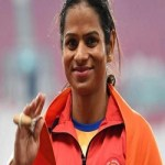 Book on sprinter Dutee Chand