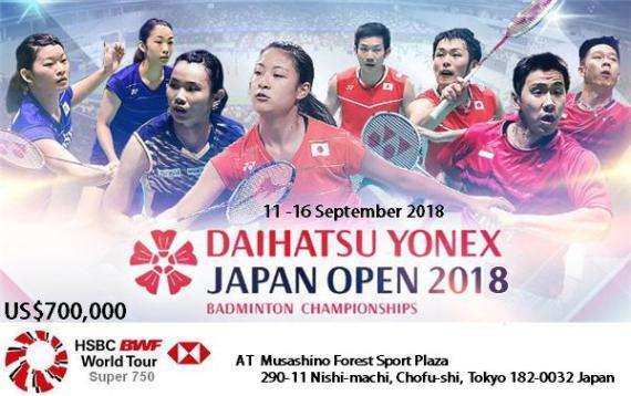 Daihatsu Yonex Japan Open