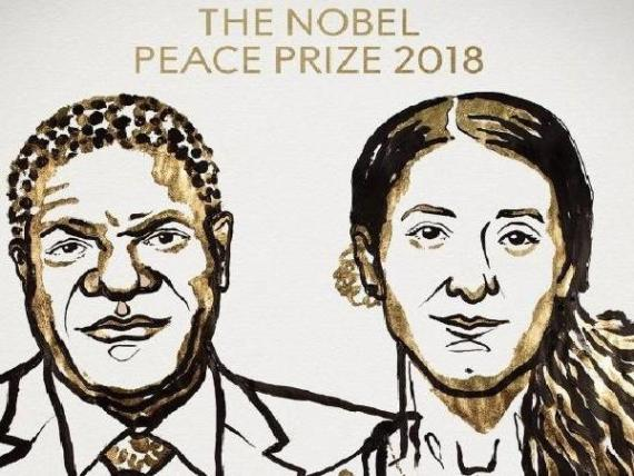 The Nobel Peace Prize for 2018