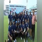 India c wins deodhar trophy 2018 19