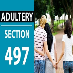 ADULTERY NOT A CRIME