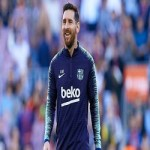 Lionel Messi wins La Liga player of