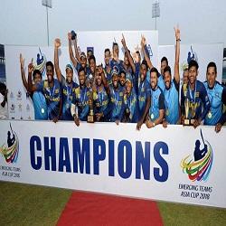 ACC Emerging Teams Asia Cup 2018