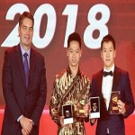BWF Player of the Year award 2018