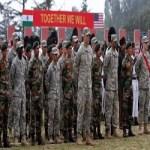 Military Exercise Vajra Prahar