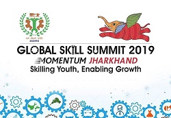 hri Dharmendra Pradhan attends Global Skill Summit at Ranchi; More than 1 lakh youth of the state get job offers