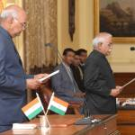 Sudhir Bhargava sworn in as Chief Information Commissioner