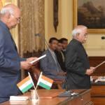 Sudhir Bhargava sworn in as Chief Information Commissioner