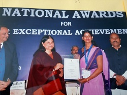 Smt. Maneka Sanjay Gandhi to confer national awards to Anganwadi Workers under ICDS scheme