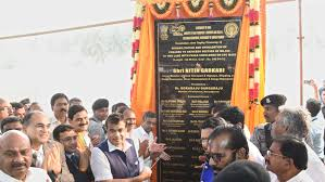 Foundation and Inauguration of National Highway Projects
