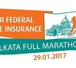 IDBI Federal Life Insurance Kolkata Full Marathon 2019