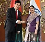 India and Bangladesh sign MOU for training 1800 Bangladesh civil servants in National Centre For Good Governance