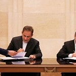 Syria and Iran sign agreement