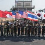 Multinational Cobra Gold Military Exercise
