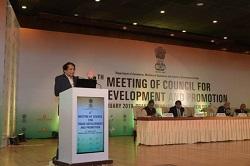 Meeting of CTPD held in New Delhi