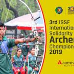 3rd ISSF International Solidarity Archery Championships