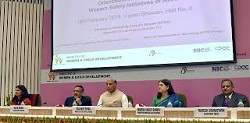 Union home minister to launch various women safety initiatives