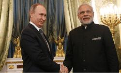 PM Modi gets highest civilian award of Russia