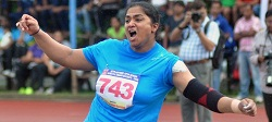 International women athletes