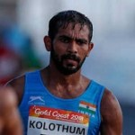 K T Irfan named as first Indian Athlete to be chosen for Tokyo Olympics 2020