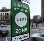 London introduces world's first 24*7 ultra low emission zone