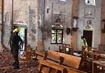 Sri Lanka bomb explosions