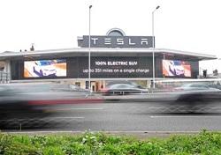 Tesla storage