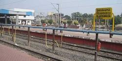 Gold rating to Vijayawada station