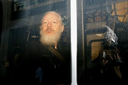 Wikileaks Founder arrested