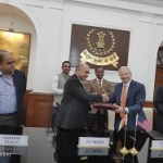 Signing Of Inter Governmental Agreement for Exchange of Country By Country Reports between India and the United States of America