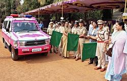 Mangaluru police gets an all women patrol unit