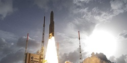 Two satellites launched by China