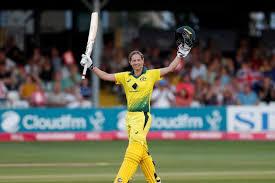 Australia's Meg Lanning hits T20 record 133 against England