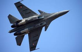 air-to-air missiles to be used by Su-30