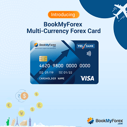BookMyForex, YES Bank tie up for foreign exchange travel card
