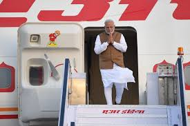PM Modi returns to India after completing hectic trip to France