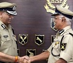 IPS officer VK Johri appointed as next BSF DG