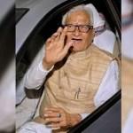 Jagannath Mishra passes away