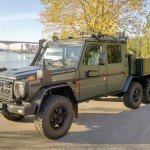 Swedish Defence Forces Ordered 90 Units Of Mercedes Benz G Class Edr Magazine