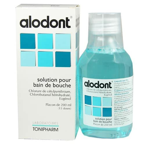 Alodont Mouthwash Uses, Dosage, Side Effects, Precautions