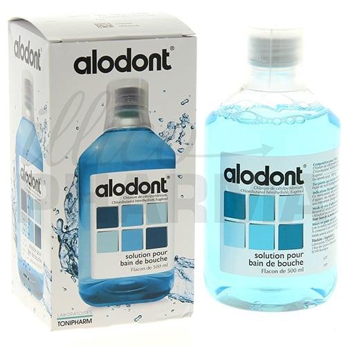 Alodont Side Effects