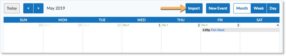 Syncing Edsby calendars with Google Calendar or Microsoft Outlook