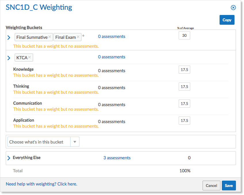 Edit Weighting Edsby It accepts both numerical as well as letter grades. edit weighting edsby
