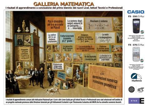 POSTER GALLERIA MATEMATICA 86X62_2