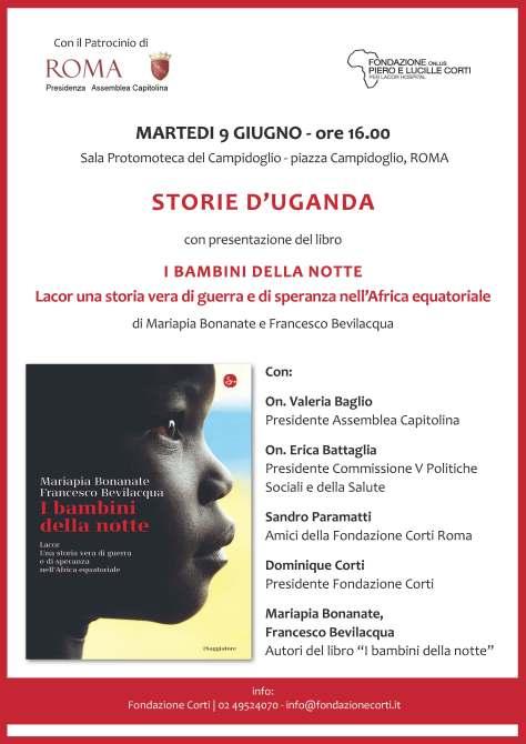 locandina roma 9 giugno